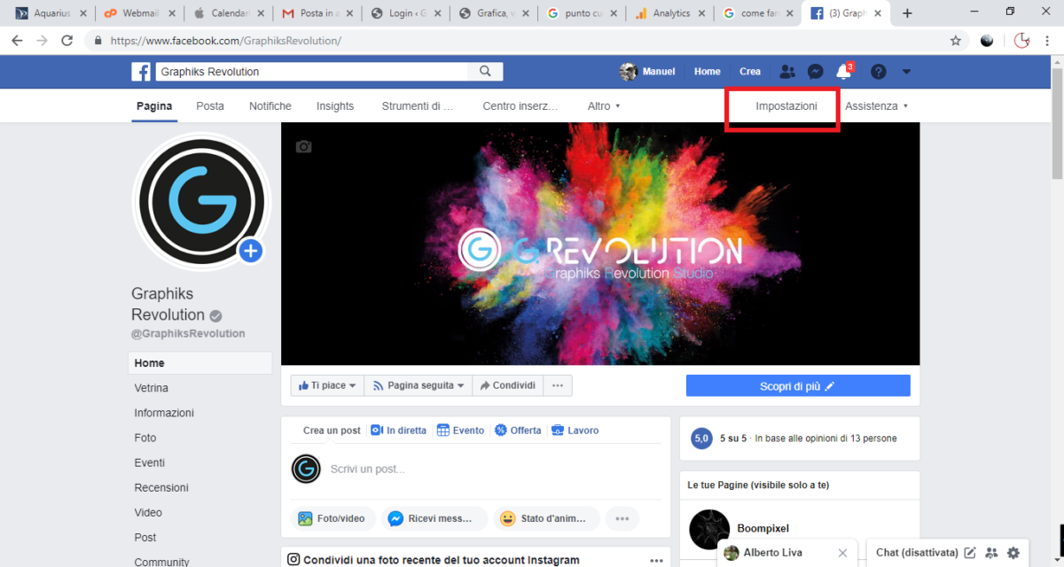 http://www.graphiksrevolution.com/wp-content/uploads/2019/05/1-impostazioni-1200x640.png